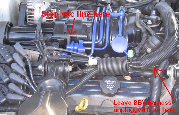 3800 vacuum lines pennock s fiero forum on 90% of the 3800 cars i modify this item is unbolted from the bbv and not used you ll need to have dtc p0243 p1646 de activated depending on year model